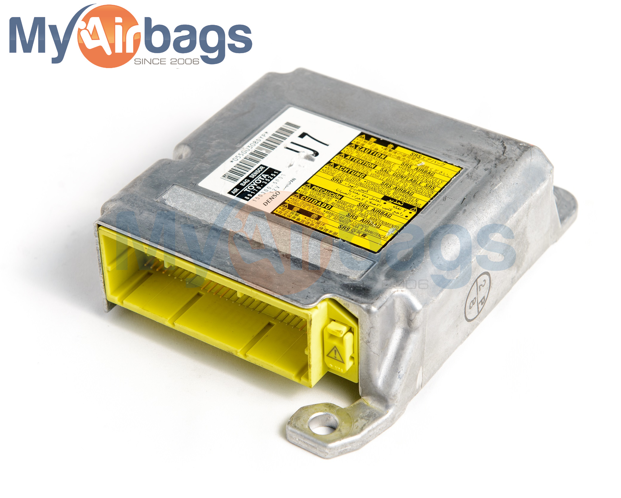 Details about FITS FORD F150 SRS AIRBAG COMPUTER MODULE RESET SERVICE RCM  RESTRAINT CONTROL