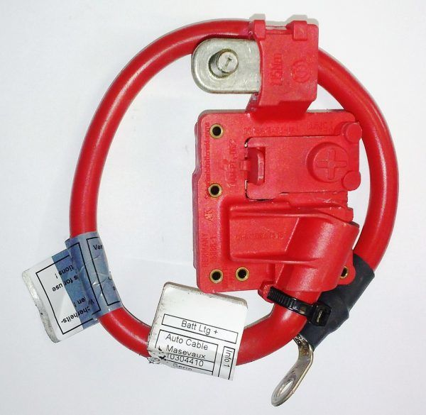 BMW Positive Battery Cable Pyro Terminal Repair