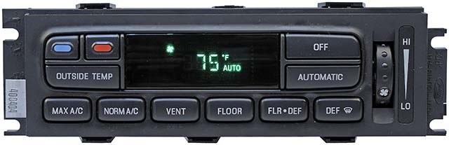 Ford, Lincoln Climate Control Repair