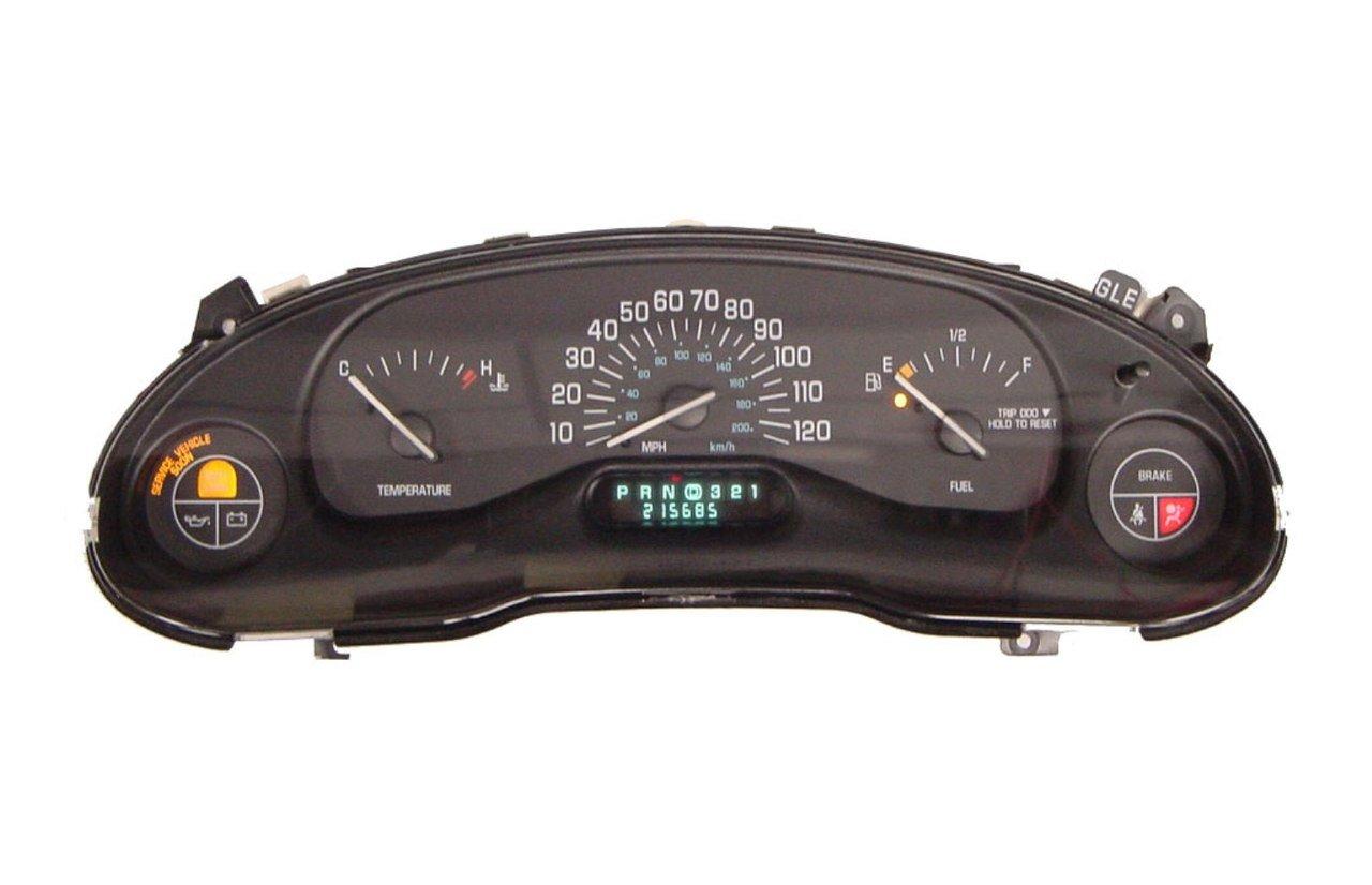 Buick Century 1997 – 2000 ICP Instrument Cluster Repair