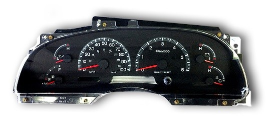 MyAirBags Provides Ford F150 (1998-2003) Instrument Cluster Rebuild