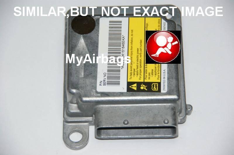 Chevy GM SDM SRS Airbag Restraint Control Module