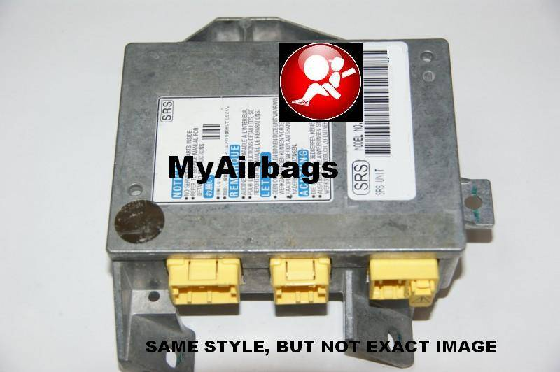 Myairbags provides honda accord srs airbag control module sensor honda accord 2000 2001 2002 srs airbag restraint control module sciox Gallery