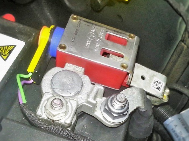 Myairbags provides mercedes benz pyro fuse positive for Mercedes benz battery warranty