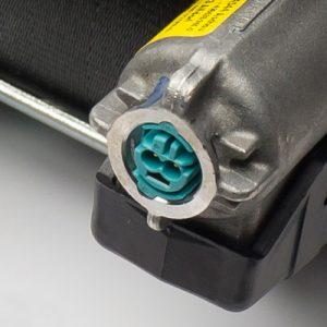 Example of Single Stage Seat Belt Pretensioner Repair Service
