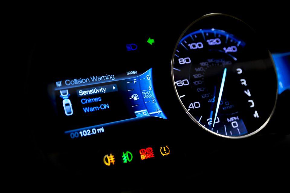 My Airbags Speedometer