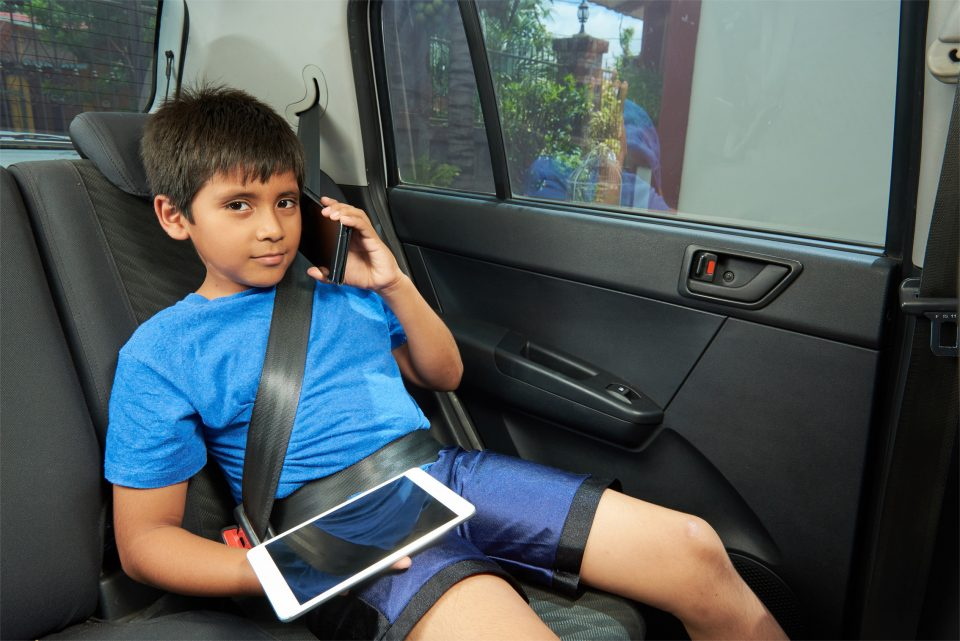 MyAirbags Seat belt Safety
