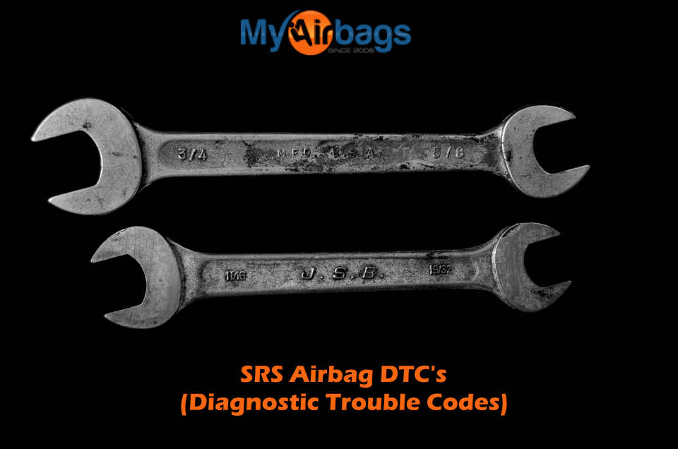 MyAirbags SRS DTC Codes