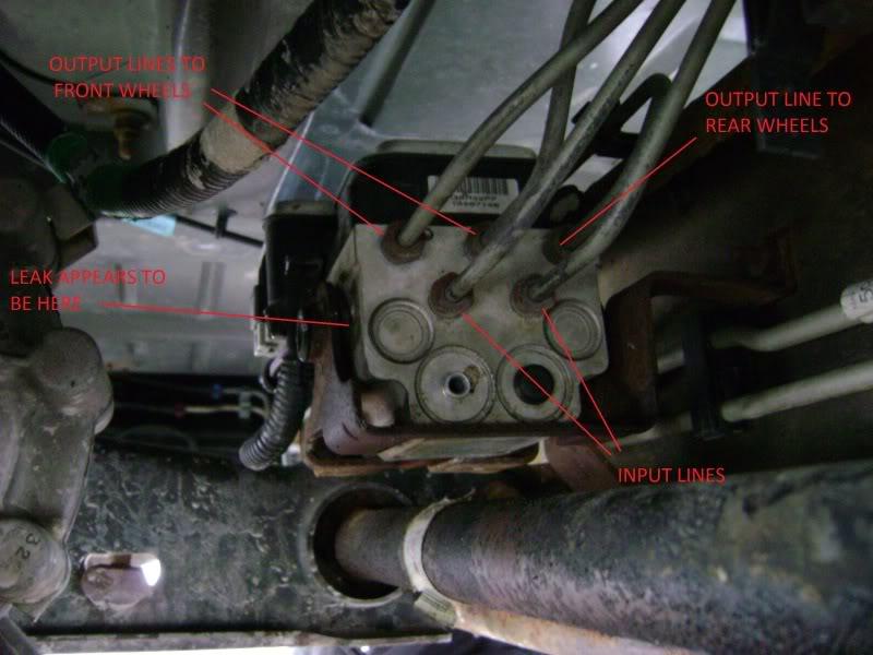 MyAirBags Provides GMC Safari Van 19992006 ABS EBCM Module Repair