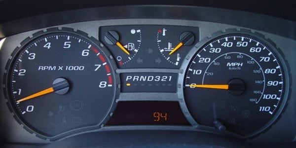 GMC Canyon (2004-2012) Instrument Cluster Repair - MyAirbags
