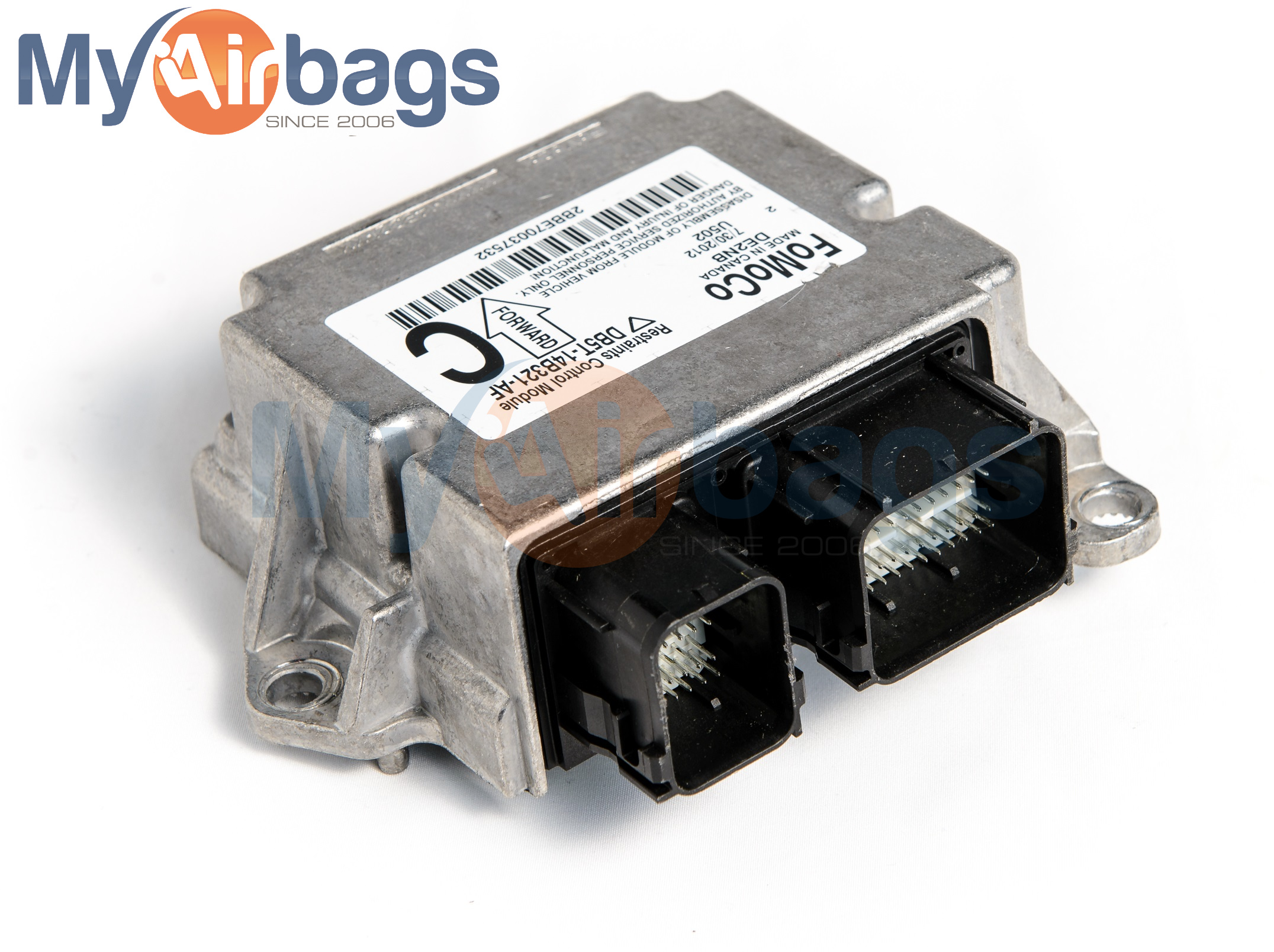 Myairbags Provides Airbag Module Reset With Hardware Issues