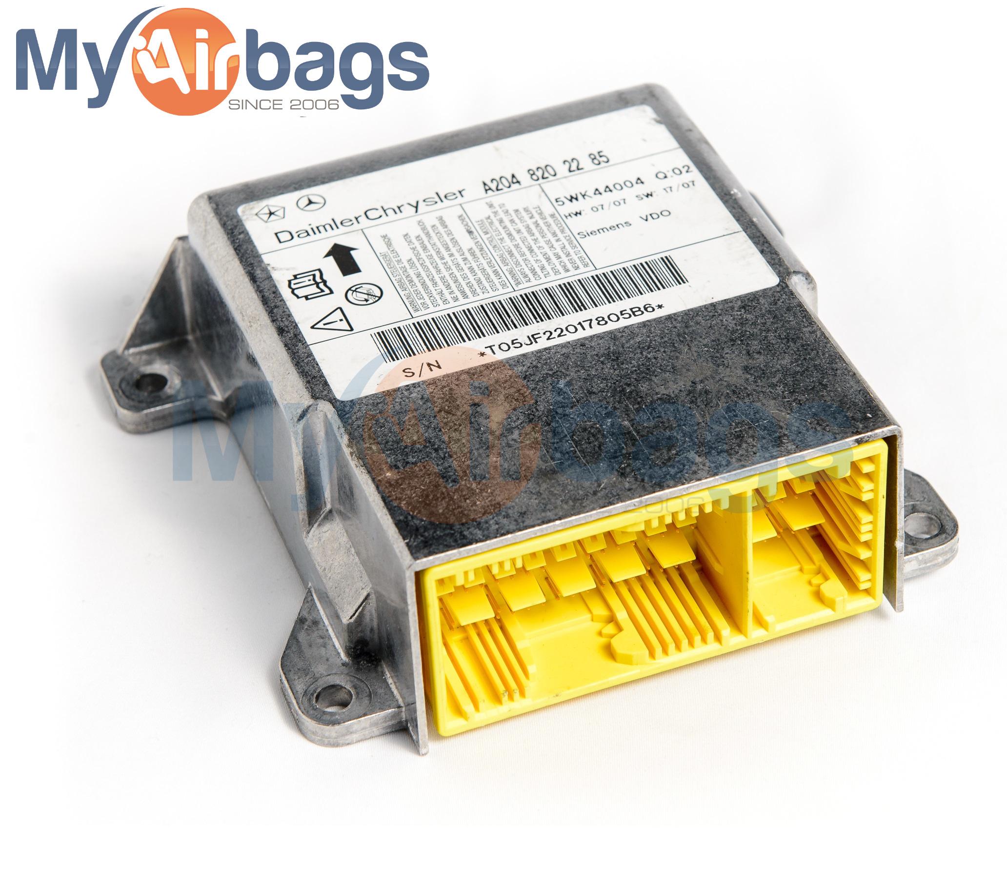 MyAirbags-Airbag-Module-Airbag-Reset-Mercedes-Benz-1
