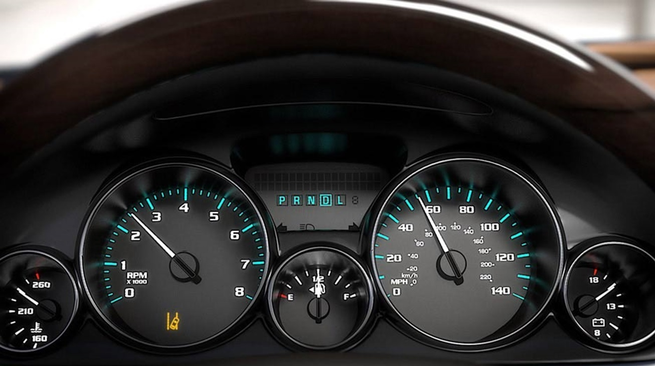 Buick-Enclave-2007-2008-2009-2010-2011-2012-2013-2014-2015-2016-Instrument-Cluster-Speedometer-dont-work-repair-SKU-6711