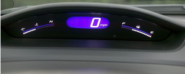 Honda Civic Instrument Cluster Speedometer Dont Work Repair Sku