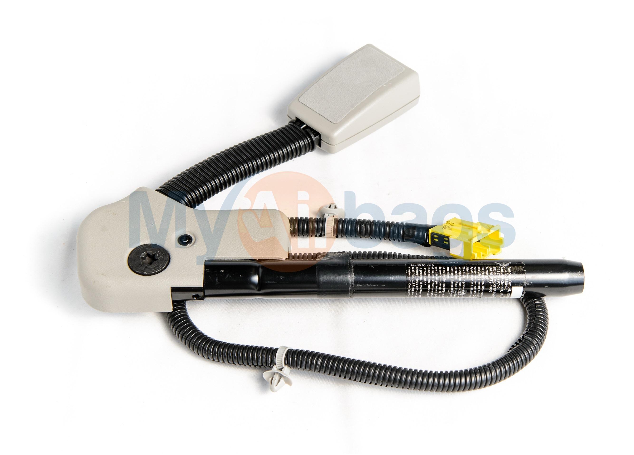 MyAirbags Seat Belt Pretensioner Repair