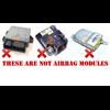SRS-Occupant-Weight-Sensor-Control-Module