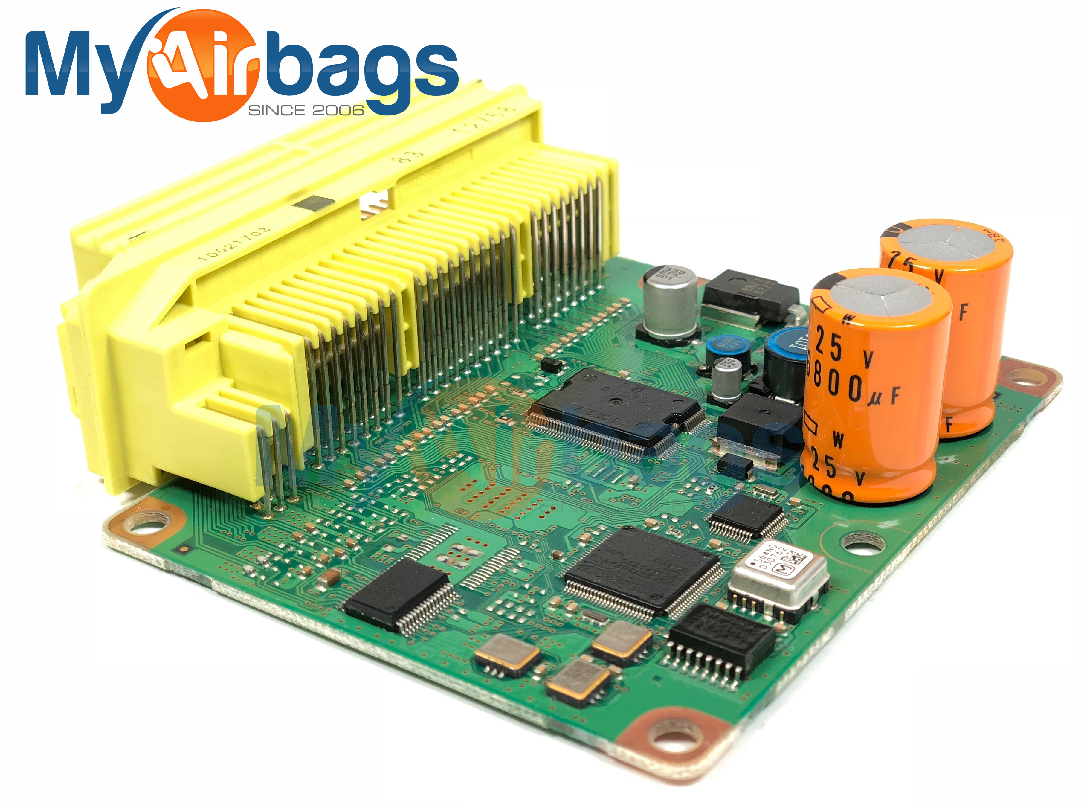 ACM-AIRBAG MODULE-SRS-PCB-CIRCUIT-BOARD-RCM-SAS-Myairbags