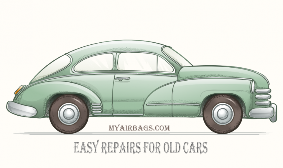 Old Car Parts Archives | Airbag Reset & Seat Belt Pretensioner ...