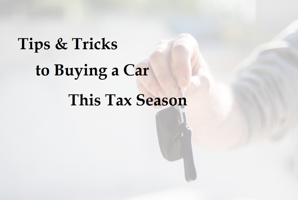 tips tricks to buying a used car this tax season myairbags tips tricks. Black Bedroom Furniture Sets. Home Design Ideas