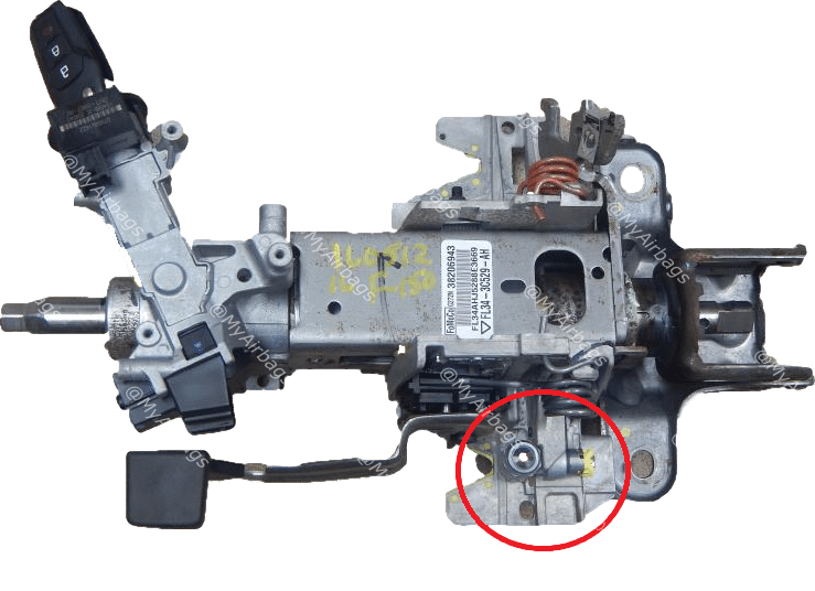 Detroit Diesel Ecm Jball moreover Maxresdefault as well Cadillac Cts Mk Fuse Box Engine  partment in addition Maxresdefault further Ford F Explorer Collapsable Steering Column Sensor Code B. on volvo abs control module location