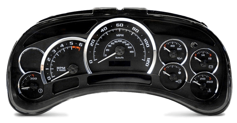 06 f150 instrument cluster problems | Instrument Panel Problems of