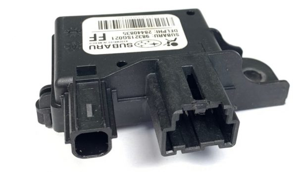Occupant Sensor Reset for Subaru