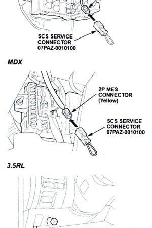 Honda/Acura Airbag Code 8-1 and/or 8-5 - MyAirbags - Airbag