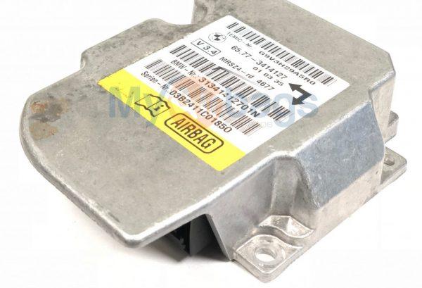 BMW X3 SRS Airbag Control Module Sensor Part #65773414127