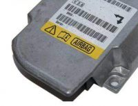 BMW X5 SRS Airbag Restraint Control Module Reset
