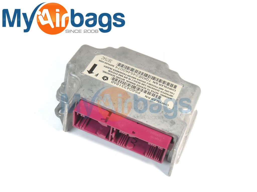 CHRYSLER JEEP DODGE MOPAR SRS Airbag Diagnostic ...