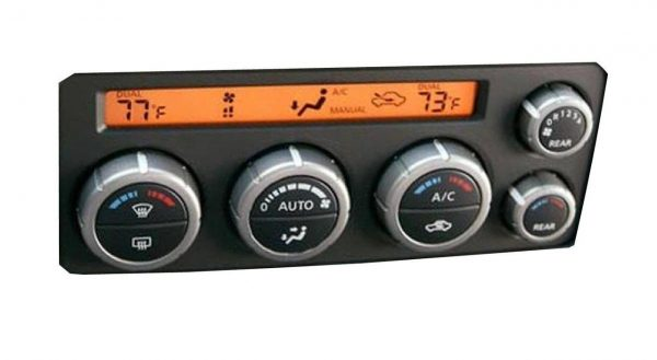 Nissan Pathfinder 2005, 2006, 2007, 2008, 2009, 2010 Climate Control Repair
