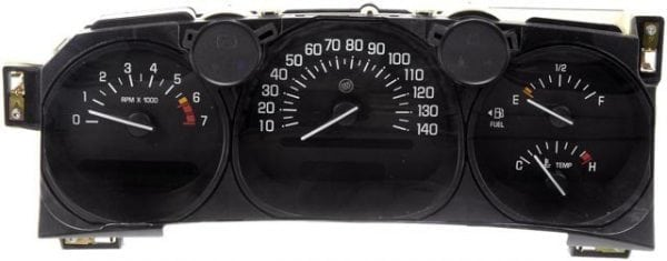 Buick LeSabre 2003, 2004, 2005, 2006 ICP Instrument Cluster Repair