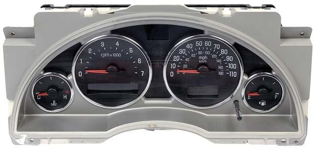 Buick Rendezvous 2002, 2003, 2004, 2005, 2006, 2007 ICP Instrument Cluster Repair