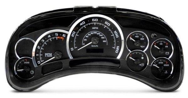 Cadillac Escalade  2003-2006  Instrument Cluster