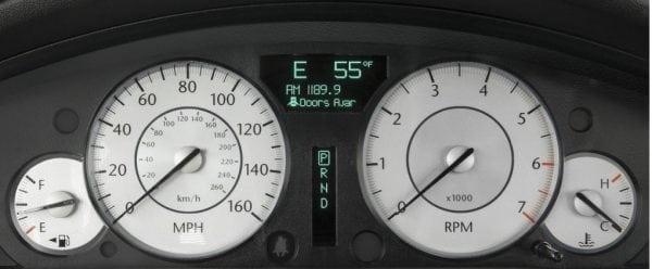 Chrysler 300 (2005-2009) Instrument Cluster Rebuild