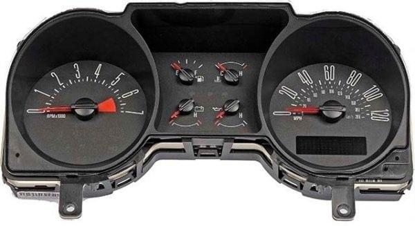 Ford Mustang 2005 2006 2007 Icp Instrument Cer Repair
