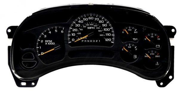 Chevrolet Suburban (2003-2006) Instrument Cluster - MyAirbags