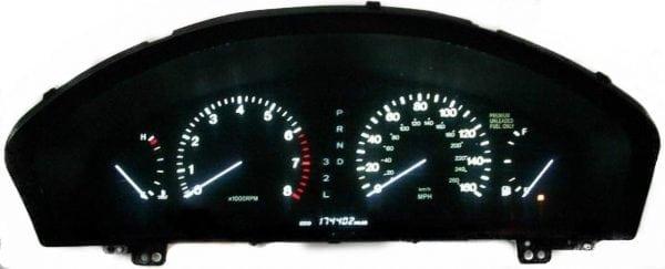 Lexus LS400 1991, 1992, 1993, 1994, 1995,1996 ICP Instrument Cluster Repair