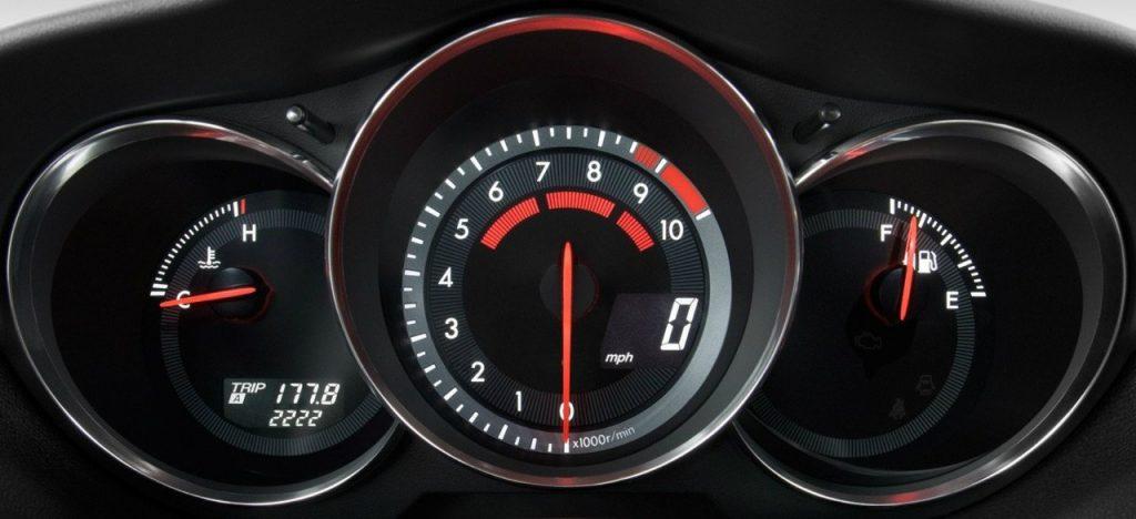 Mazda RX8 2003, 2004, 2005, 2006, 2007, 2008, 2009, 2010, 2011, 2012 ICP Instrument Cluster Repair