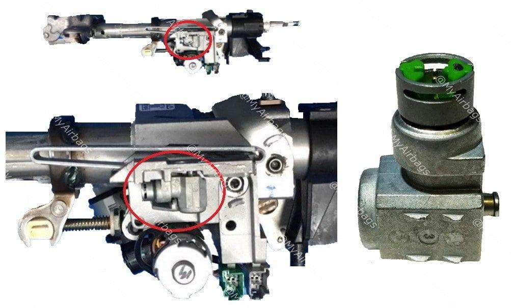Collapsible Steering Column Sensor Repair - Save Hundreds When You Choose  MyAirbags | MyAirbags