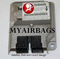 Dodge Ram 1500 SRS OCM Airbag Restraint Control Module