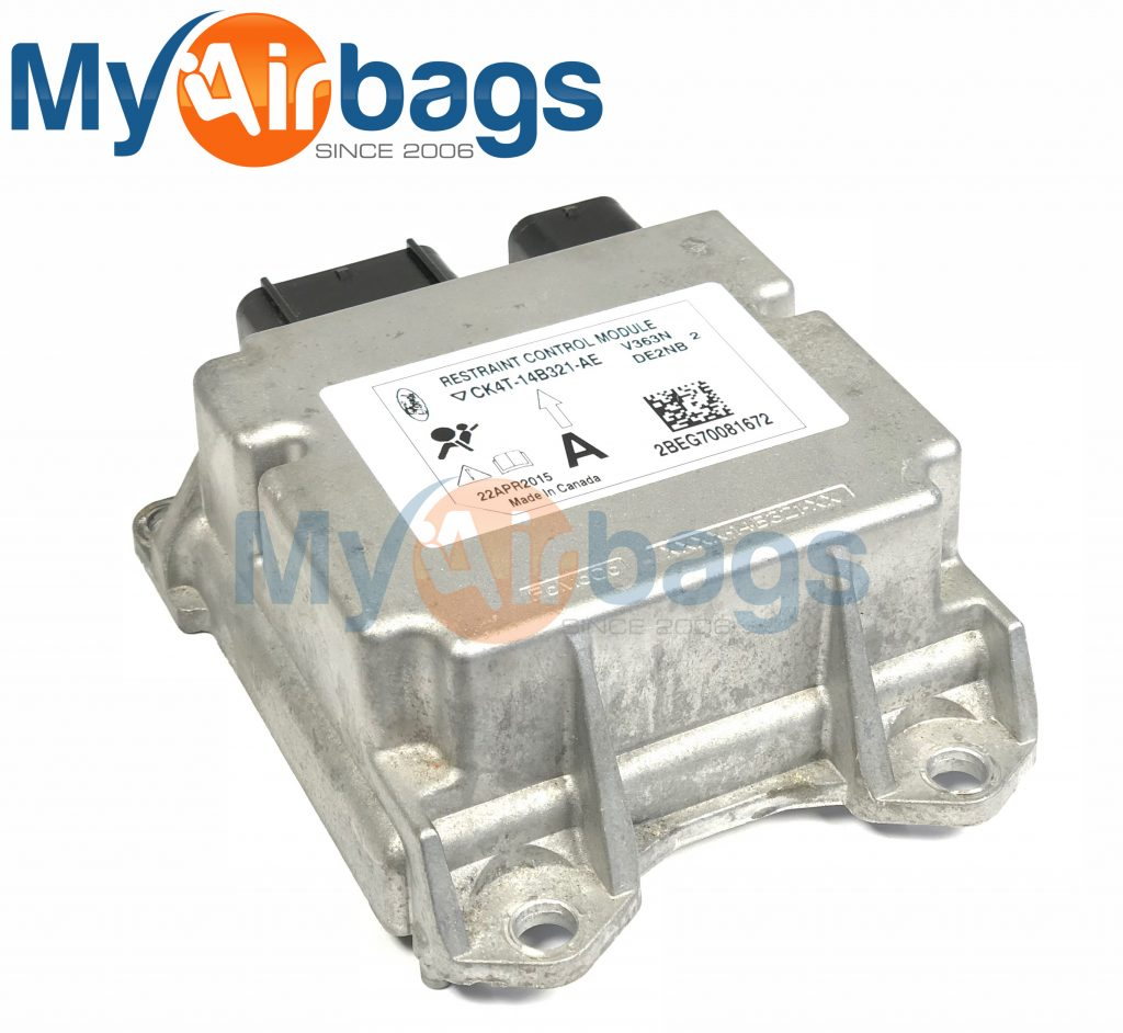 Ford Transit Connect Srs Airbag Rcm Restraint Control