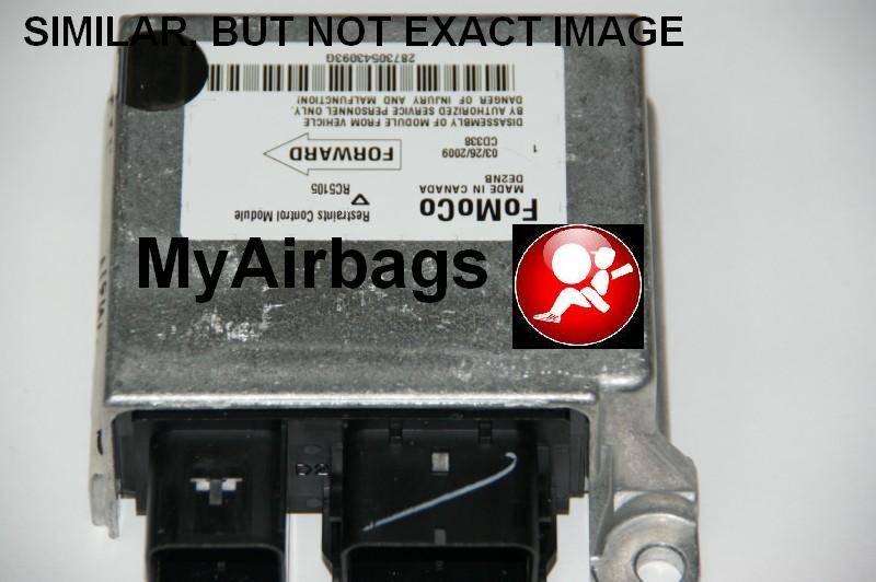 FORD ESCAPE/TRIBUTE – SRS Airbag Control Module Sensor Part # 8L84-14B321-AK