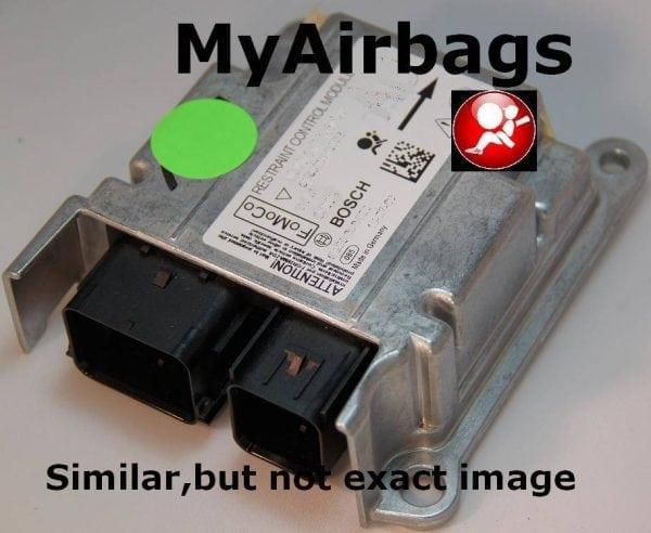 Ford Transit Srs Airbag Control Module Sensor Part