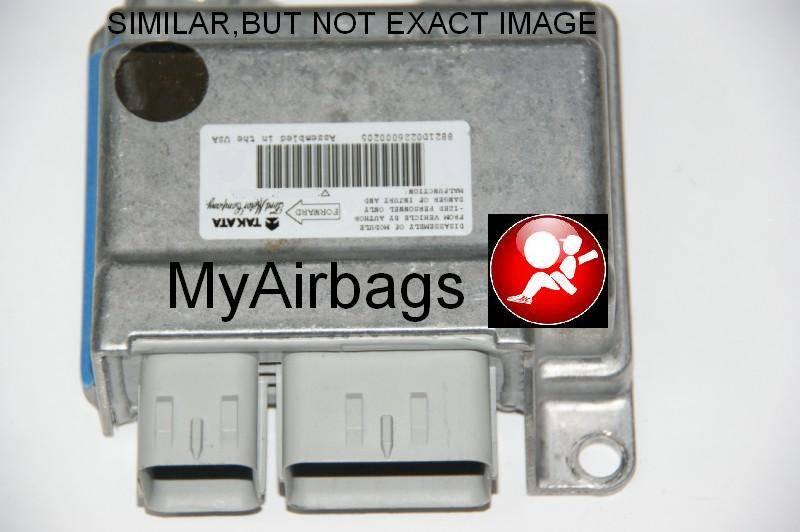 Ford Freestar Srs Airbag Control Module Sensor Part 4f2314b321 Rhmyairbags: Ford Windstar Air Bag Sensor Location At Gmaili.net