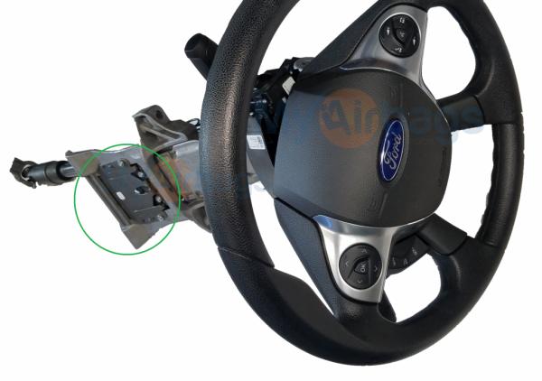 Collapsible Steering Column Sensor Repair - Save Hundreds