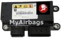 Chevy GM 2010 2011 2012 2013 2014 2015 2016 SDM SRS Airbag Restraint Control Module