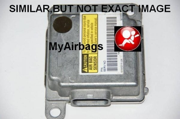 GM Chevy SDM SRS Airbag Restraint Control Module