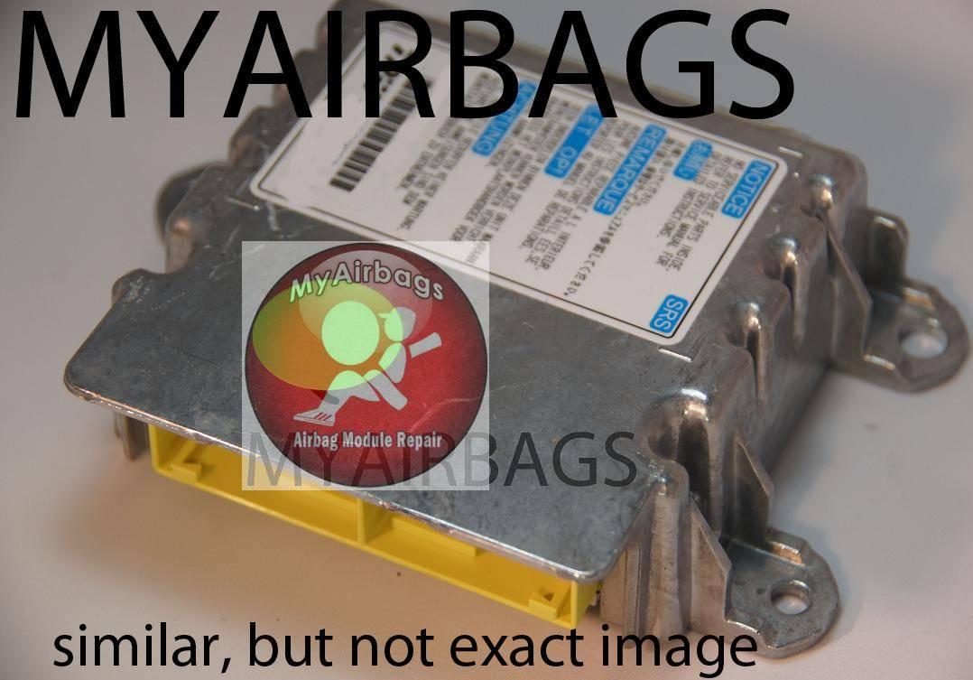 Acura Tlx Srs Airbag Control Module Sensor Part 77960 Tz4