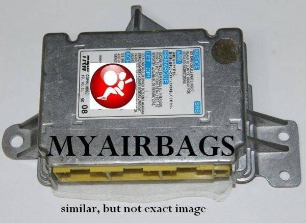 HONDA CRV CR-V – SRS Airbag Control Module Sensor Part # 77960-S9A-A220-M1